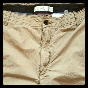 IZOD Saltwater Men's Cargo Shorts